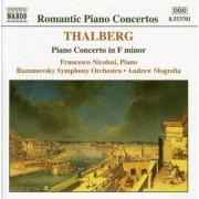 S. Thalberg - Romantic Piano Concertos (0730099470124) (1 CD)