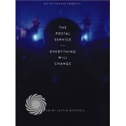 Video Delta The Postal Service - Everything will change - Blu-Ray