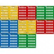 Set 16 Puzzle-uri 0 - 20 25 Piese Larsen LRP47 B39016751