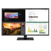 "LG 43UN700-B, 42.5"" IPS Panel Anti-Glare, 400 cd/m2, 3840x2160, 8ms, HDR 10, 4x HDMI, DisplayPort, USB-C, USB 3.0, Speakers 10W x 2, Headphone out, Tilt, PIP, 4 PBP, Black"