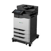 Lexmark CX825 CX825dte Laser Multifunction Printer - Colour