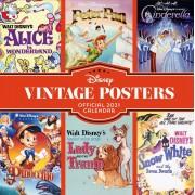 Danilo Disney Vintage Posters Calendar 2021 *English Version*