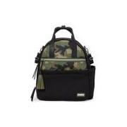 Bolsa Maternidade Skip Hop Nolita Neoprene - Backpack (mochila) Black Camo