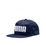PUMA Flatbrim Cap Navy