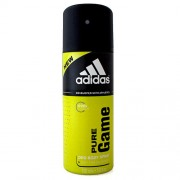Adidas Pure Game dezodorant w sprayu - 150ml Upominek gratis !