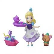 Set figurine Hasbro Disney Little Kingdom Petrecerea de Cusut a Cenusaresei