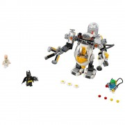 Lego Guerra de comida contra el robot Egghead The Lego Batman Movie 70920