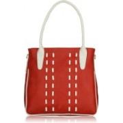Fantosy Women Red, White Shoulder Bag