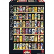 Educa Cans Puzzle (1500 Piece)