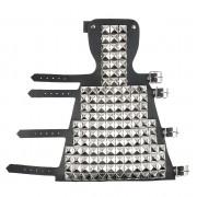 Bracelet GANT AVEC NOUVEAU PYRAMIDE CUIR - WB377