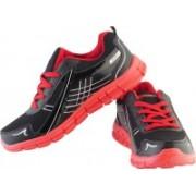 Sparx Running Shoes For Men(Black, Red)