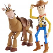 Toy Story 4 Woody & Bullseye 7 Gift Pack