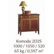 BRIGHTON Komoda 2D2S