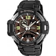 Casio G-SHOCK Gravity Defier Montre GA-1000-1B - Noir