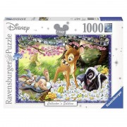 Ravensburger puzzle 1000 pezzi disney bambi 19677