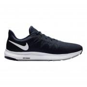 Tenis Running Hombre Nike Quest-Azul