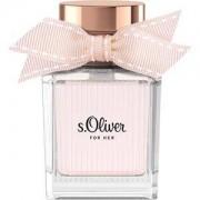 s.Oliver Profumi femminili For Her Eau de Parfum Spray 30 ml