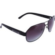 Guess Aviator Sunglasses(Grey)