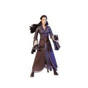 2003 - Toy Biz - Lord of the Rings - Fellowship of the Ring - Arwen Action Figure - w/ Light Up Evenstar - Includes Sword - New - OOP - Collectible
