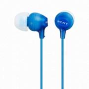 SONY MDR-EX15LP slušalice (Blue) - MDREX15LPLI