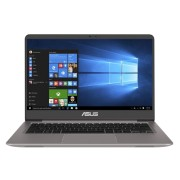 "Asus Zenbook UX410UA-GV097T Intel Core i3-7100U/14"" FHD/4GB/256GB SSD/Intel HD/Win10/Grey/Sleeve"