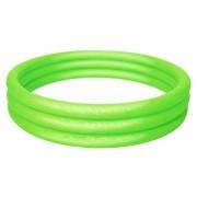 BSTW Groen opblaasbaar mini zwembad