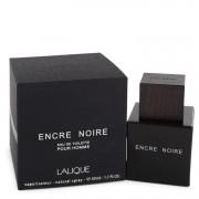 Encre Noire Eau De Toilette Spray By Lalique 1.7 oz Eau De Toilette Spray