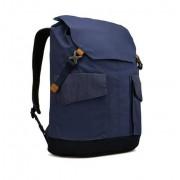 Case Logic Lodo Large Backpack LODP-115DBL - елегантна и качествена раница за MacBook Pro 15 и лаптопи до 15.6 инча (син)