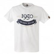 1950 T-Shirt Homme 1950 Blanc - S OL - Foot Lyon