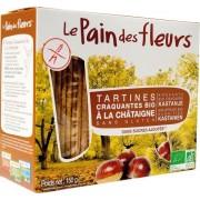 Tartine crocante cu castane Bio, 150g, Le pain des fleurs
