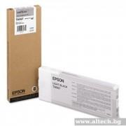 EPSON Light Black Inkjet Cartridge for Stylus Pro 4800/ 4880, 220ml (C13T606700)