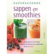 Deltas Supergezonde sappen en smoothies boek