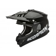 Scorpion VX 15 Evo Air All Black Casca Motocross Marime L-XXL 57-60 CM