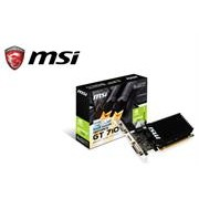 MSI GeForce GT 710 DirectX 12 GT 710 2GD3H LP 2GB