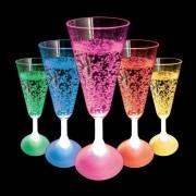 Lysande Champagneglas