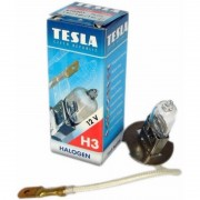 Bec auto cu halogen Tesla H3, 12V, 55W