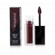 Smashbox Always On Metallic Matte Lipstick - Vino Noir (Burgundy & Red Pearl) 4ml