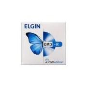 Dvd-r Elgin Midia 4.7gb 120min 16x Envelope