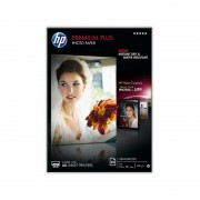 HP Papier photo A4 semi-brillant HP Premium Plus - 20 feuilles -300 gr - 210 x 297 mm