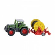 Tractor Fendt with irrigation reel