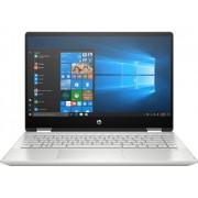 HP Portátil Híbrido Pavilion x360 - 14-DH0002NP - 6EM38EA (14'' - Intel Core i3-8145U - RAM: 8 GB - 256 GB SSD - Intel UHD 620)