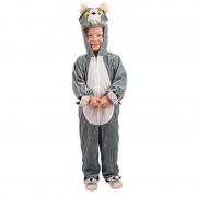 Merkloos Pluche katten kostuums kinderen