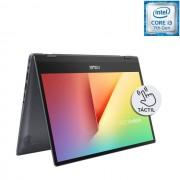 Asus Convertible VivoBook Flip 14 TP412UA-EC036T, I3, 4 GB, 128 GB SSD