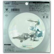 Pokemon Hyper Size Monster Collection WHITE KYUREM Figure Toy MHP02 MC BW Tomy