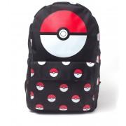 Pokemon - Pokeball AOP Backpack
