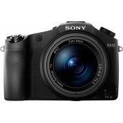 Sony »Cyber-Shot DSC-RX10« Bridge-Kamera (Carl Zeiss® Vario-Sonnar T, 20,2 MP, 8x opt. Zoom, WLAN (Wi-Fi), NFC, Videoaufnahme in Full HD (1080p)