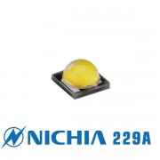 NICHIA NWSL229A LED SMT 4040 de putere mare ALB CALD