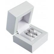 Dřevěná dárková krabička na snubní prsteny DD-2/NA/A1