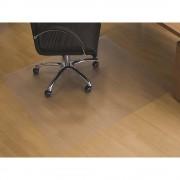 ecogrip Bodenschutzmatte aus Recycling-Polycarbonat für harte Böden rechteckig, BxT 1100 x 1200 mm