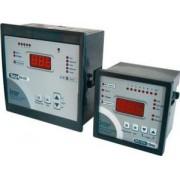 Fázisjavító automatika, egyfázisú, 7 kondenzátor telephez - 96x96mm TFJA-06 - Tracon